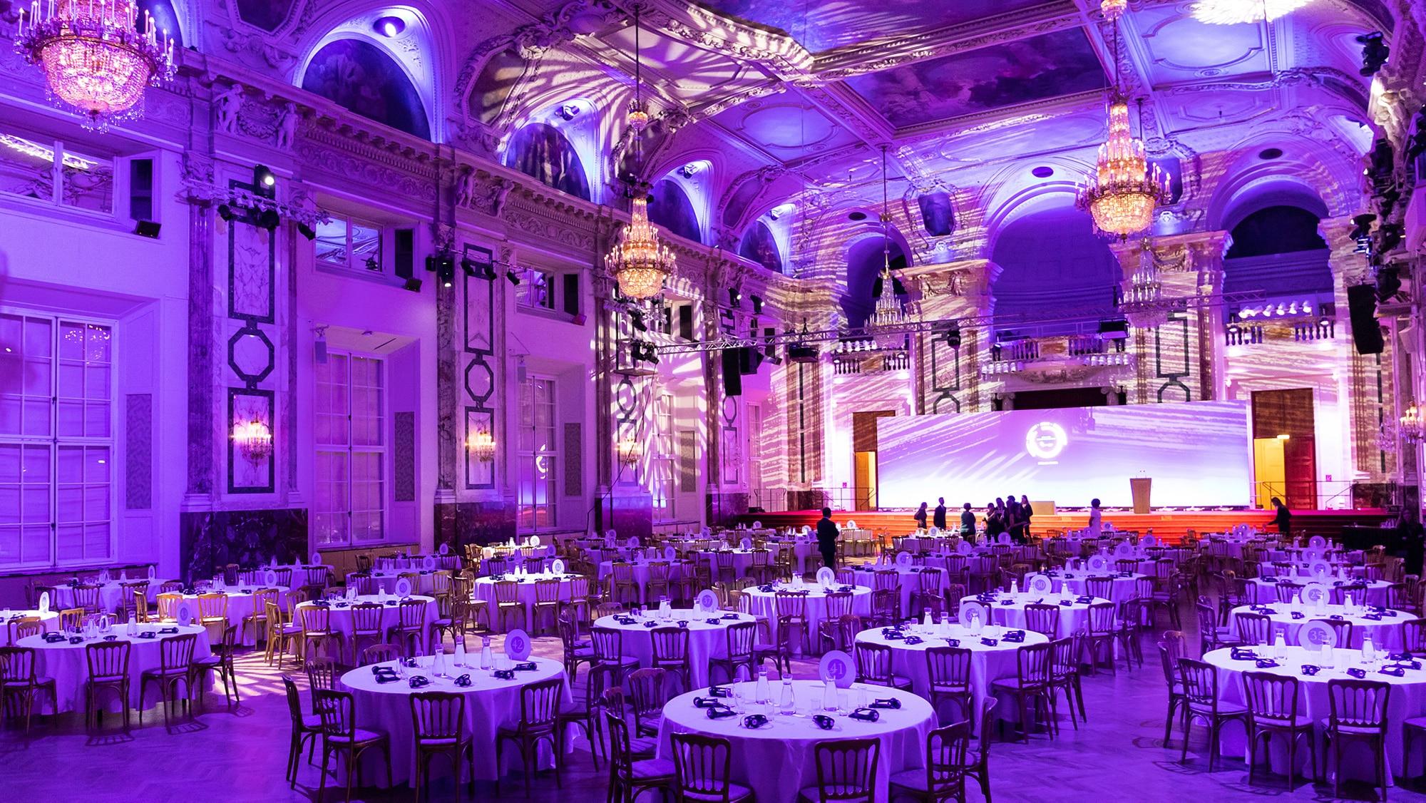 Exklusive Eventfotografie in der Hofburg Wien