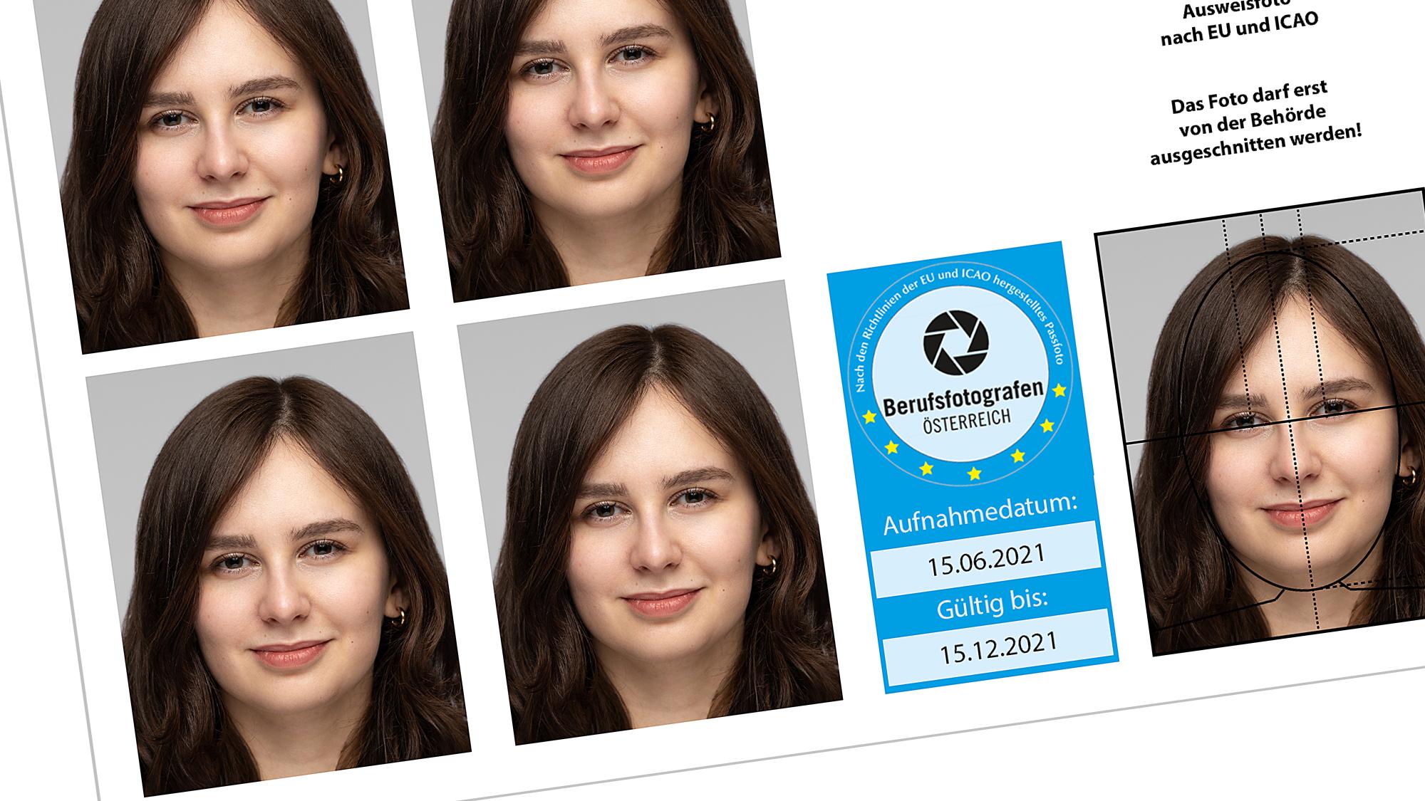 Passfotos in Wien